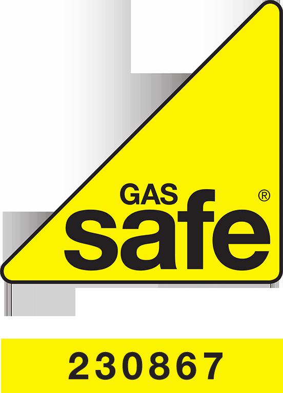 Registered Gas Safe No. 230867